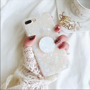 Accessories - iPhone 6/7/8 PLUS Shell Holder Case